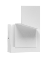 Picture for category Wall Sconces 1 Light With Painted White Tone Finish Intergrated Bulb Type 4 inch