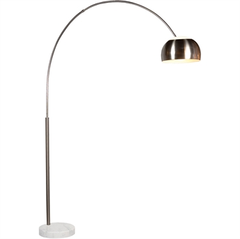 Picture of World of Home WHM84429 Floor Lamps Satin Nickel  Sharatan