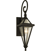 Picture for category Troy Lighting B6471 Wall Sconces Vintage Bronze Hand-Worked Iron / Glass Genea