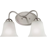 Picture for category Thomas Lighting 1202BB/20 Bath Lighting Brushed Nickel Steel,Glass Conway