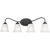 Picture for category Thomas Lighting 1254BB/10 Bath Lighting Oil Rubbed Bronze Steel,Glass Conway