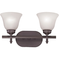 Picture for category Thomas Lighting 2202BB/10 Bath Lighting Oil Rubbed Bronze Metal,Glass Santa Fe