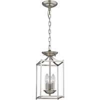 Picture for category Thomas Lighting 7713FY/20 Pendants Brushed Nickel Metal Signature