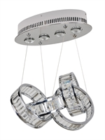 Picture for category RLA Allegri RL-275494 Pendants Chrome  Anastagio