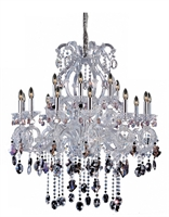 Picture for category RLA Allegri RL-275859 Chandeliers Chrome  Lorraine