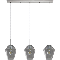 Picture for category Eglo Lighting 96774A Island Lighting Matte Nickel Iron Murmillo
