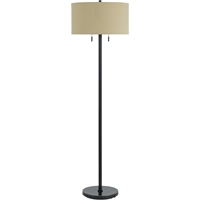 Picture for category Cal Lighting BO-2450FL-DB Floor Lamps Dark Bronze Metal Calais