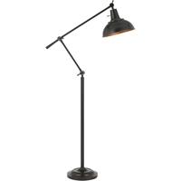 Picture for category Cal Lighting BO-2689FL-DB Floor Lamps Dark Bronze Metal Eupen
