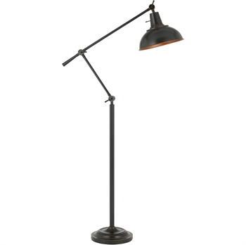 Picture of Cal Lighting BO-2689FL-DB Floor Lamps Dark Bronze Metal Eupen
