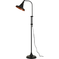 Picture for category Cal Lighting BO-2788FL-DB Floor Lamps Dark Bronze Metal Taranto