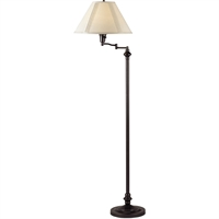 Picture for category Cal Lighting BO-314-DB Floor Lamps Dark Bronze Metal Signature