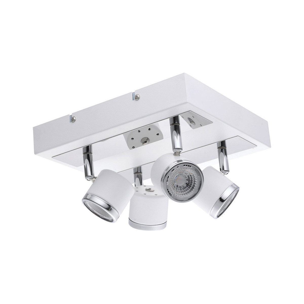 Rla Eglo Rl 195024 Track Lighting White