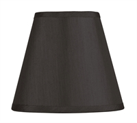 Picture for category World of Crystal WC49670 Lighting Shades Black  Menkar