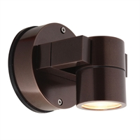 Picture for category Access Lighting 20351LEDDMGLP-BRZ/CLR Spot Lighting Bronze Aluminum KO