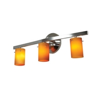 Picture for category Access Lighting 63813-47-CH/AMB Bath Lighting Chrome Metal Classical