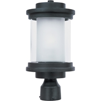 Picture for category Maxim Lighting 65860CLFTAR Outdoor Post Light Anthracite Die Cast Aluminum Lighthouse