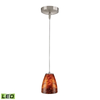Picture for category World of Lamp WLA151679 Pendants Brushed Nickel  Simona