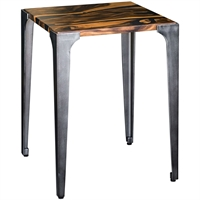 Picture for category World of Decor RL-337276 Tables Acacia Wood with Smooth Black Resin and Aged Steel Acacia Wood/Iron Metal/Resin Acamar