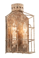 Picture for category Troy Lighting B3502 Wall Sconces Coastal Rust Hand-Worked Wrought Iron Jasper