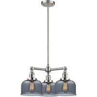 Picture for category World of Lifestyle WLS344217 Chandeliers Brushed Satin Nickel  Rigel