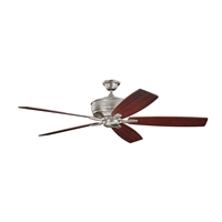 Picture for category RLA Kichler RL-95681 Indoor Ceiling Fans Burnished Antique Pewter  Monarch