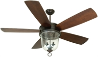 Picture for category Craftmade FB60OBG5 Indoor Ceiling Fans Oiled Bronze Gilded  Fredericksburg