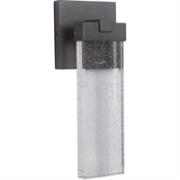 Picture for category Craftmade Z1604-TB-LED Wall Sconces Textured Matte Black Aluminum Aria