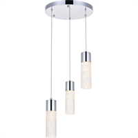 Picture for category World of Classic WE380890 Pendants Chrome Glass/Metal Castor