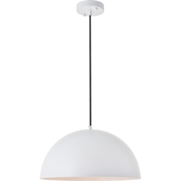 Picture for category Living District LD4025D16WH Pendants White  Forte