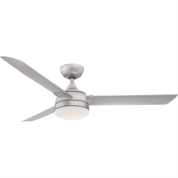 Picture for category Fanimation Fans FP6729BSLW Indoor Ceiling Fans Silver  Xeno Wet