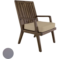 Picture for category Guild Master 2317010GO Furniture Grey Fabric,Foam Teak