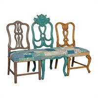 Picture for category Guild Master 652012 Decor Cyan with Mustard and Weathered Mahogany Mahogany Vagabond