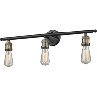 Picture for category World of Lifestyle WLS394765 Bath Lighting Black Antique Brass Cast Brass Alnitak