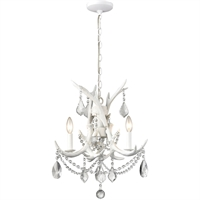 Picture for category Dimond Lighting D3316SET Chandeliers White Crystal Big Sky