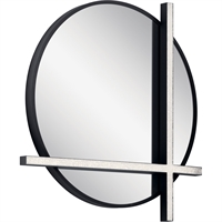 Picture for category RLA Elan RL-400165 Mirrors Matte Black Steel Mon Ami