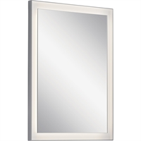 Picture for category RLA Elan RL-400171 Mirrors Silver Matte Steel Kid City