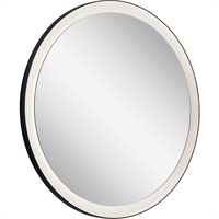 Picture for category RLA Elan RL-400172 Mirrors Matte Black Steel Kid City
