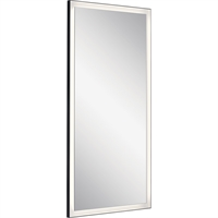 Picture for category RLA Elan RL-400174 Mirrors Matte Black Steel Kid City