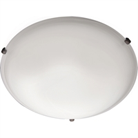 Picture for category Maxim Lighting 11060FTOI Flush Mounts Oil Rubbed Bronze Glass/Steel Malaga