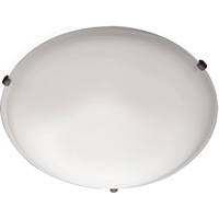 Picture for category Maxim Lighting 2681FTOI Flush Mounts Oil Rubbed Bronze Glass/Steel Malaga