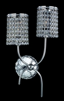 Picture for category RLA Allegri RL-404760 Wall Sconces Chrome  Florien
