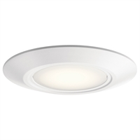 Picture for category Kichler Lighting 43855WHLED30T Recessed Lighting White Horizon