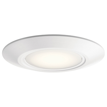 Picture of Kichler Lighting 43855WHLED30T Recessed Lighting White Horizon