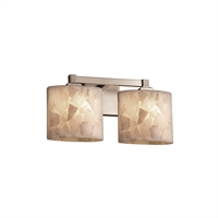 Picture for category Justice Design ALR-8432-30-NCKL Lighting Accessories Brushed Nickel Metal Alabaster Rocks!™