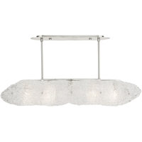 Picture for category RLA Livex RL-465045 Island Lighting Brushed Nickel Steel Belvidere